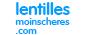 Lentillesmoinscheres.com
